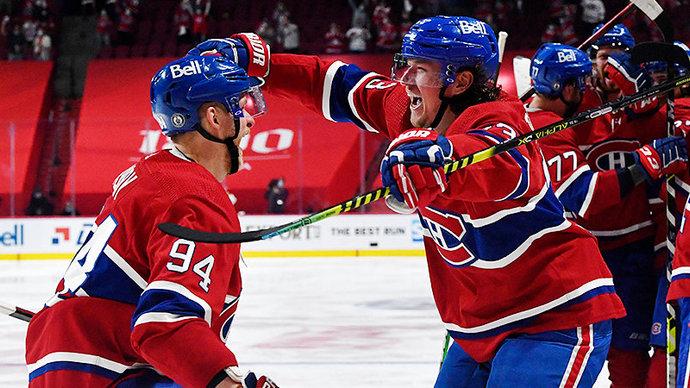 «Монреаль» выиграл серию против «Вегаса». Самый титулованный клуб НХЛ вышел в финал Кубка Стэнли впервые за последние 28 лет