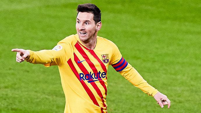 «Барселона» разгромила «Реал Сосьедад» в рекордном матче Месси
