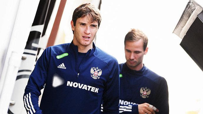 Алексей Березуцкий: «Фернандес еще в перерыве предупредил, что он может не доиграть матч с «Ростовом»