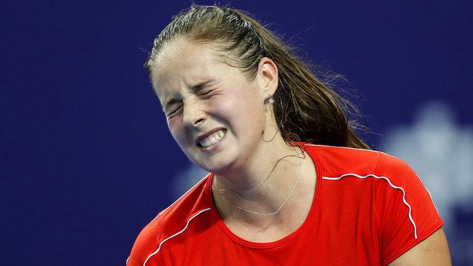 Касаткина проиграла Костюк во втором круге стамбульского турнира