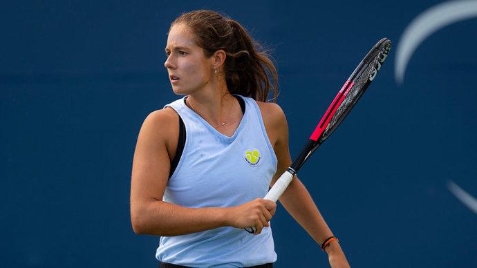 Касаткина выиграла турнир в Мельбурне, обыграв в финале Бужкову