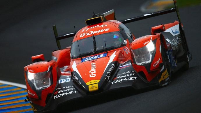 G-Drive Racing выиграла гонку «4 часа Ле-Кастелле»
