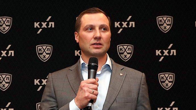 Алексей Морозов: «Мы довольны тем, как КХЛ пережила пик заболеваемости коронавирусом»