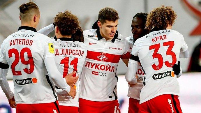 В «Спартаке» сообщили, что команду возглавит зарубежный специалист