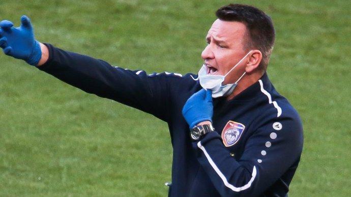 Главный тренер «Тамбова» рассказал, на какую зарплату клуб готов брать новичков