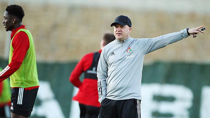 Председатель совета директоров «Локомотива» обсудил с Николичем дальнейшее сотрудничество