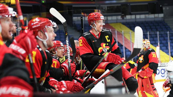 «Йокерит» проведет домашние матчи в плей-офф КХЛ на арене соперников