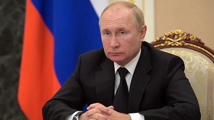 Путин выступил против предложений о снятии лимита на легионеров в российском футболе