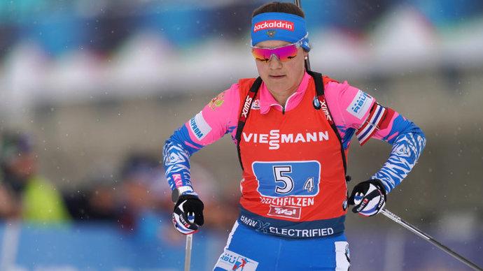 Юрлова-Перхт планирует выступить на Олимпиаде в Пекине