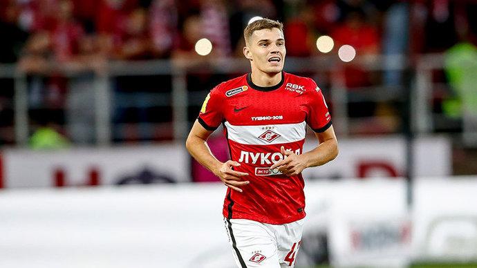 В «Спартаке» заявили, что не будут обжаловать работу арбитра в матче с «Рубином»