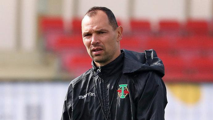 Официально: Игнашевич покинул «Торпедо»