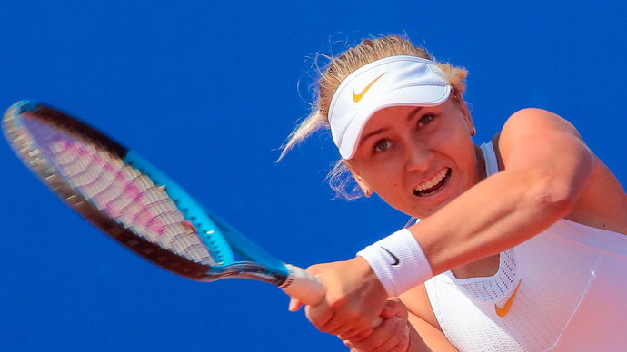 Потапова не прошла в полуфинал турнира в Дубае, уступив Крейчиковой