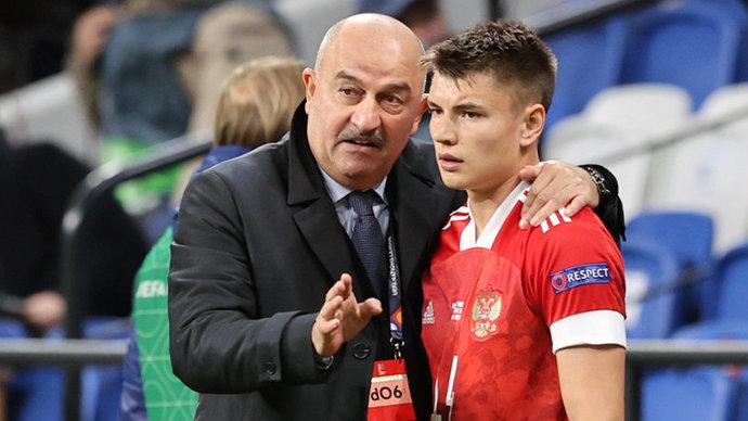 Сергей Кривохарченко прокомментирует игру Лиги наций Турция — Россия