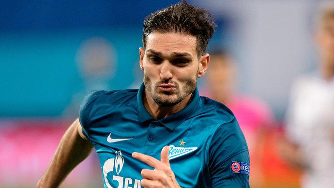 СМИ: Оздоев может перейти в «Динамо»