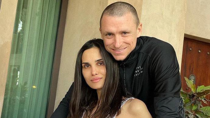«Всё по обоюдному желанию». Жена Мамаева сообщила о разводе с футболистом