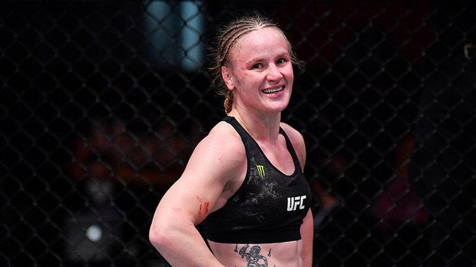 Официально: Шевченко встретится с Мёрфи на UFC 266