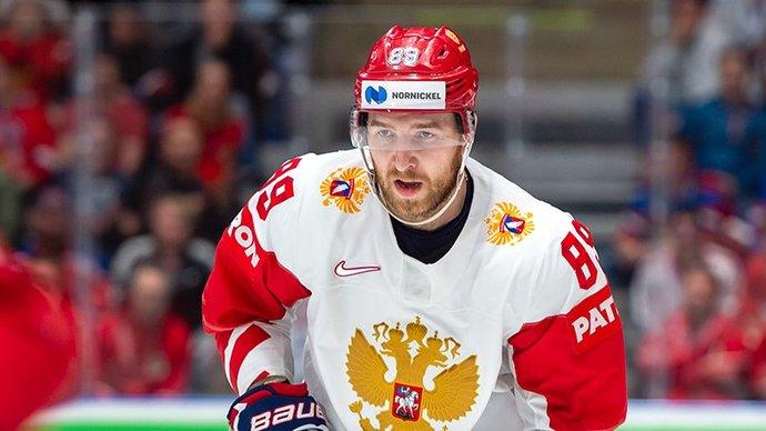 Нестеров отбыл карантин и готов сыграть за сборную России в третьем матче ЧМ