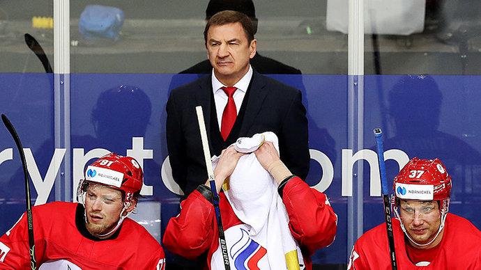 Брагин пообещал, что ошибки сборной России на ЧМ будут учтены перед Олимпиадой