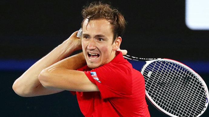 Даниил Медведев: «Первый четвертьфинал в Австралии — это отличное достижение, но я всегда хочу большего»