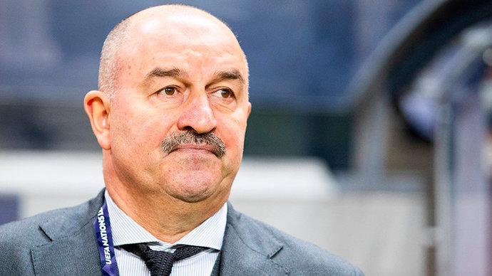 «Если хотим на ЧМ, то нынешний тренерский штаб сборной нужно оставить». В РФС объяснили, почему Черчесов должен остаться