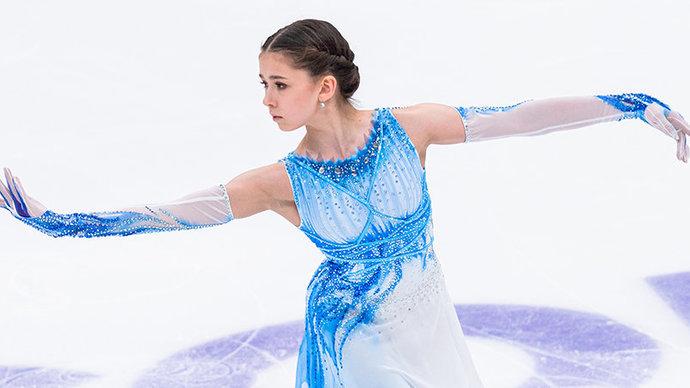 Валиева выиграла заключительный этап Кубка России с оценками выше мирового рекорда