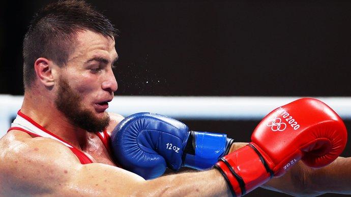 Имам Хатаев: «С олимпийским боксом на этом заканчиваю, дальше буду выступать в профессиональном»