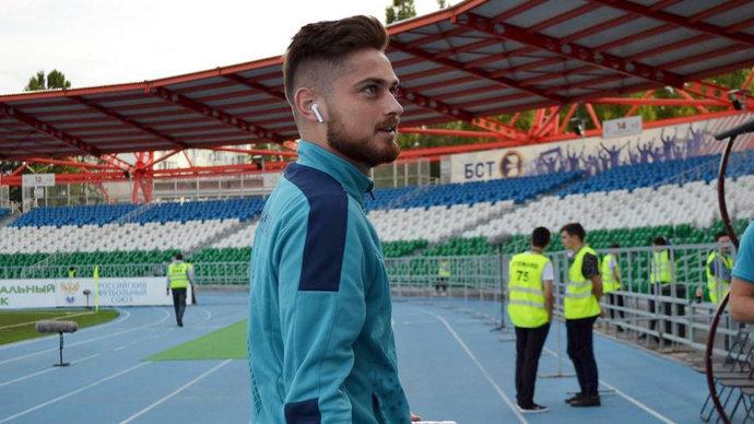Экс-полузащитник «Тамбова» заинтересовал клубы из Турции и Италии