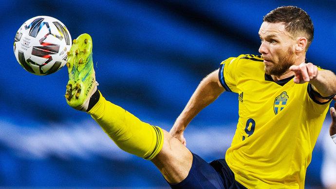 Классон и Берг довольны, что два матча сборной Швеции на Евро пройдут в Петербурге