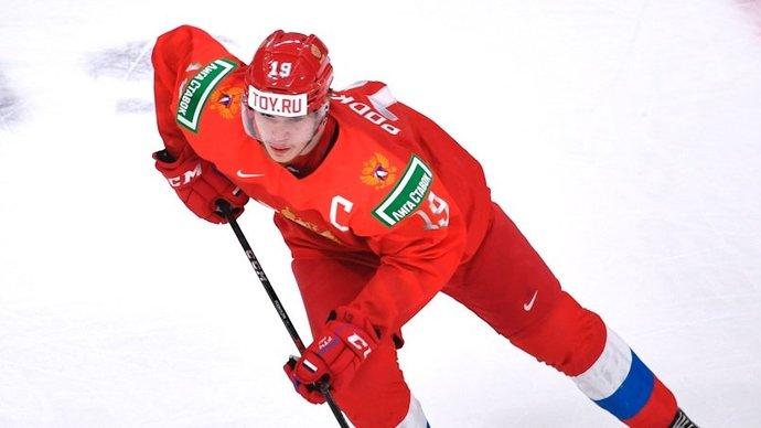 Капитан молодежной сборной России Василий Подколзин: «Мы подставили нашего вратаря и Игоря Ларионова»
