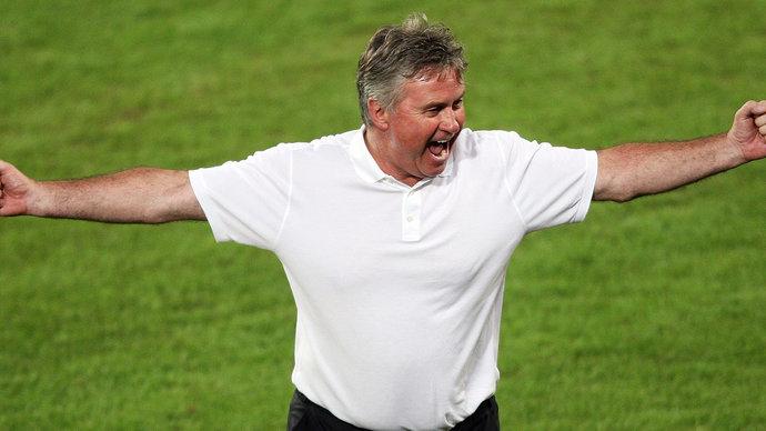 Хиддинк — лучший тренер в истории сборной России по версии подписчиков «Матч ТВ»