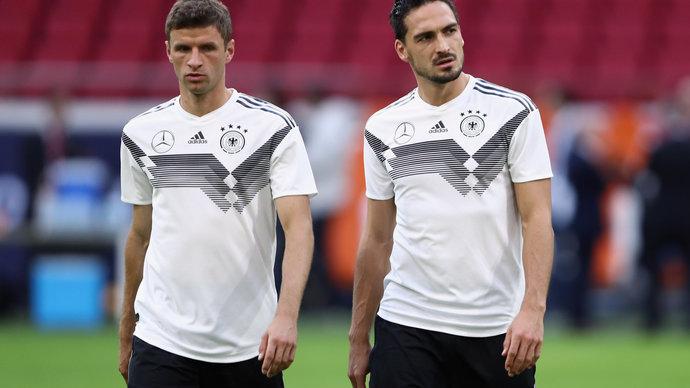 Хуммельс — первый немецкий игрок, забивший автогол на чемпионатах Европы