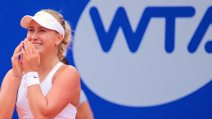 Потапова вышла в третий круг турнира в Дубае