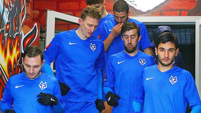 РФС вызвал двух футболистов «Тамбова» из-за подозрений в ставках