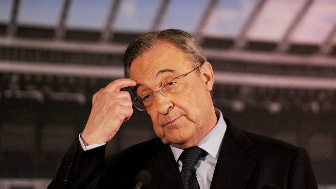 «Реал» опроверг слухи о переходе в АПЛ