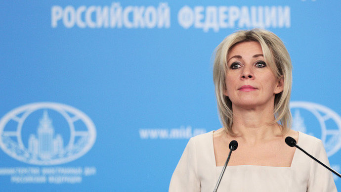 Мария Захарова: «Россия возрождается как спортивная держава XXI века»