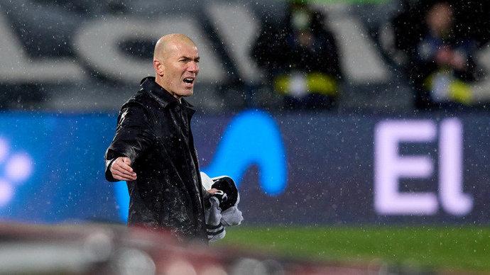 «Не думаю, что конкуренты возьмут максимум очков в оставшихся играх». Зидан — о шансах «Реала» победить в Ла Лиге