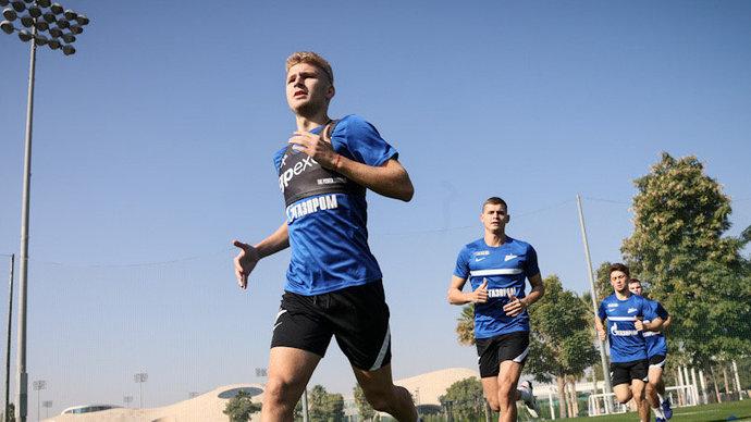Ракицкий назвал молодого игрока «Зенита», который произвел на него впечатление на сборах