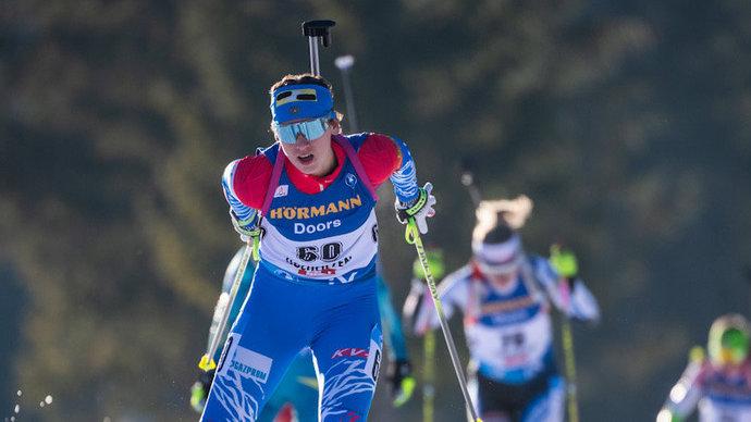 Гореева одержала победу в спринте на Кубке IBU, Егорова — 2-я