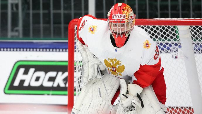 Мичков и Иванов вошли в символическую сборную ЮЧМ-2021
