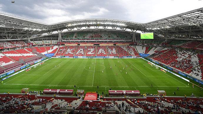 Матч сборной России может быть перенесен из Казани, но итоговое решение еще не принято