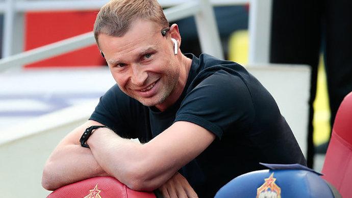 ЦСКА не ведет переговоров с Силвой, клуб доверяет Березуцкому