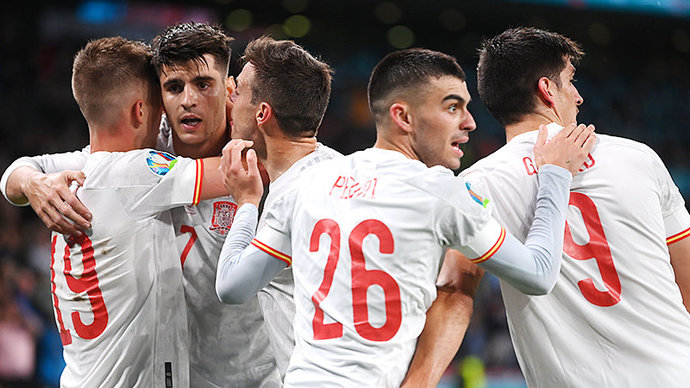 Владислав Радимов: «Испания будет фаворитом номер 1 на ЧМ-2022»