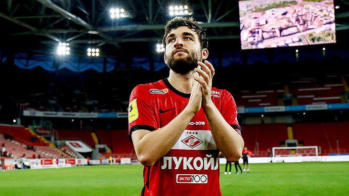 Агент Минасов: «Вы серьёзно считаете, что Джикия может уехать в серьезный европейский клуб?»