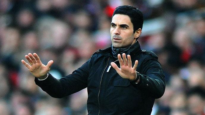 СМИ: Артета может занять пост главного тренера в «Барселоне»