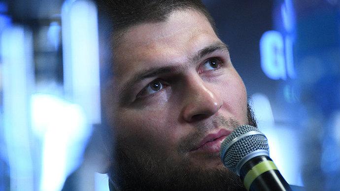 Хабиб Нурмагомедов — о покупке промоушена GFC: «Сделаем акцент на молодых спортсменах»