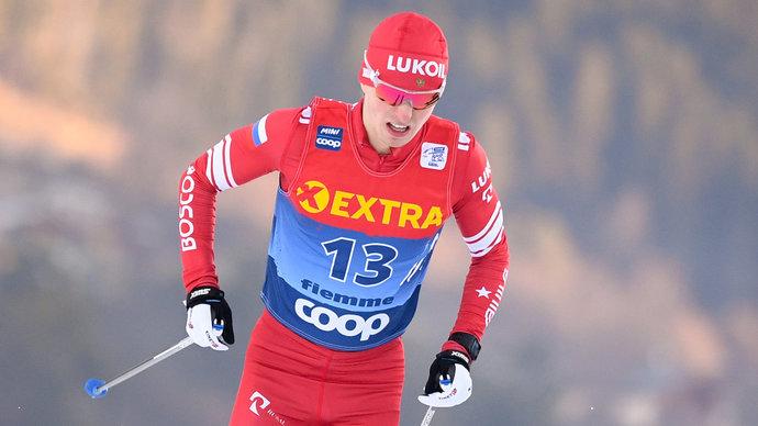 Спицов получил перелом в результате падения на тренировке. Лыжник вернется с чемпионата мира в Россию