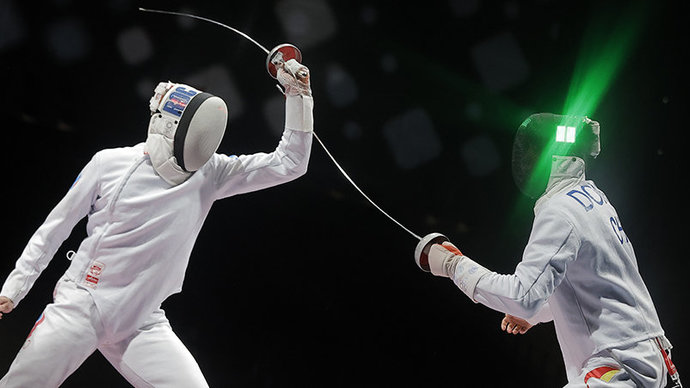 Российские шпажисты – в финале Игр в Токио