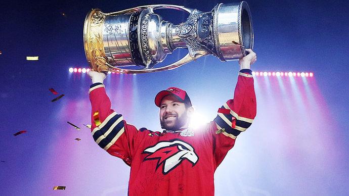 Толчинский — лучший игрок «Авангарда» в сезоне-2020/21