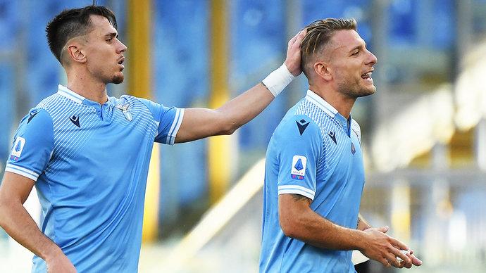«Лацио» объявил о случаях коронавируса перед матчами с «Торино» и «Зенитом»