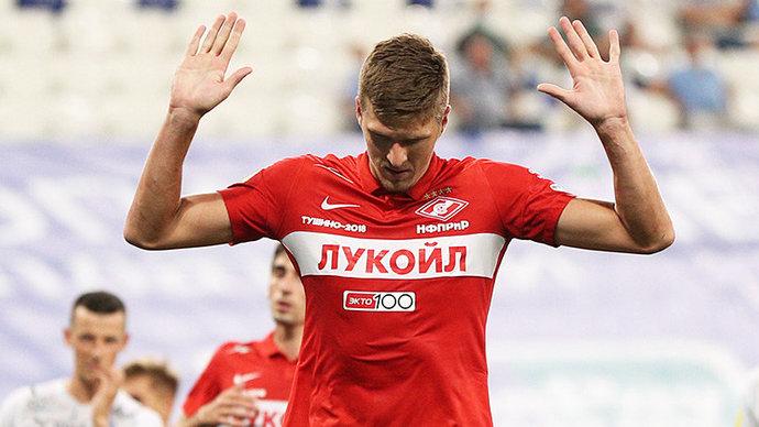 Александр Соболев: «Играть в Лиге чемпионов — это мечта детства»